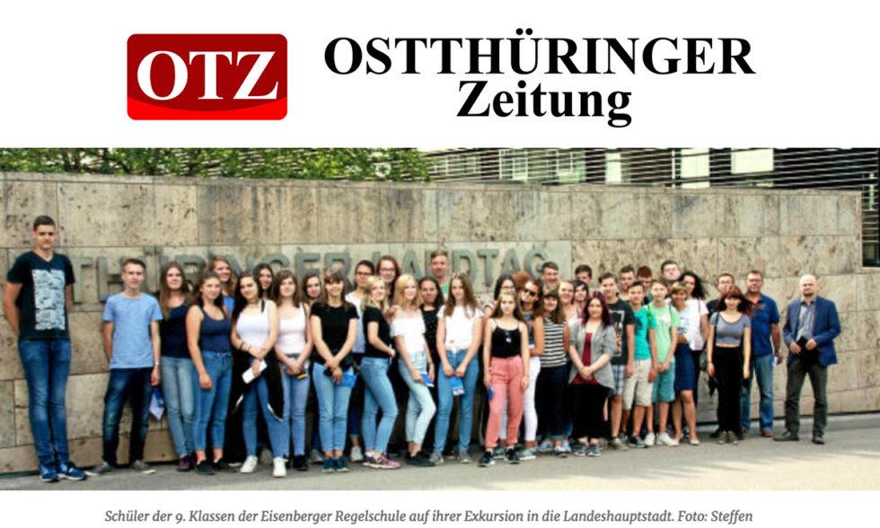 OTZ: Geschichte und Politik hautnah erlebt
