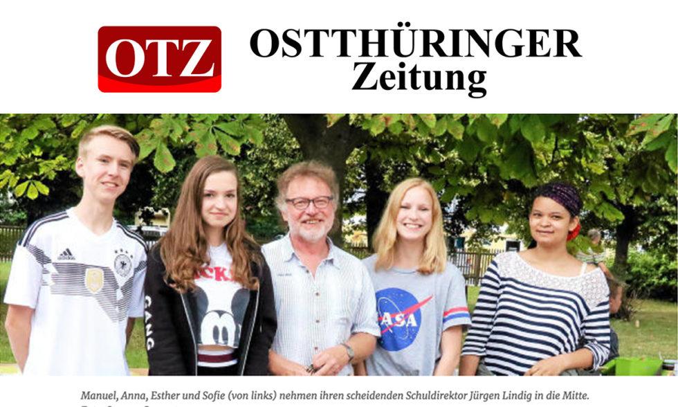 OTZ: Schulfest und Abschied
