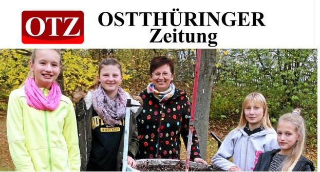 Gummibärchenforschung an der Eisenberger Krause-Schule