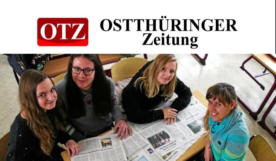 Eisenberg: Zeitungsprojekt beendet – mit Erfolg