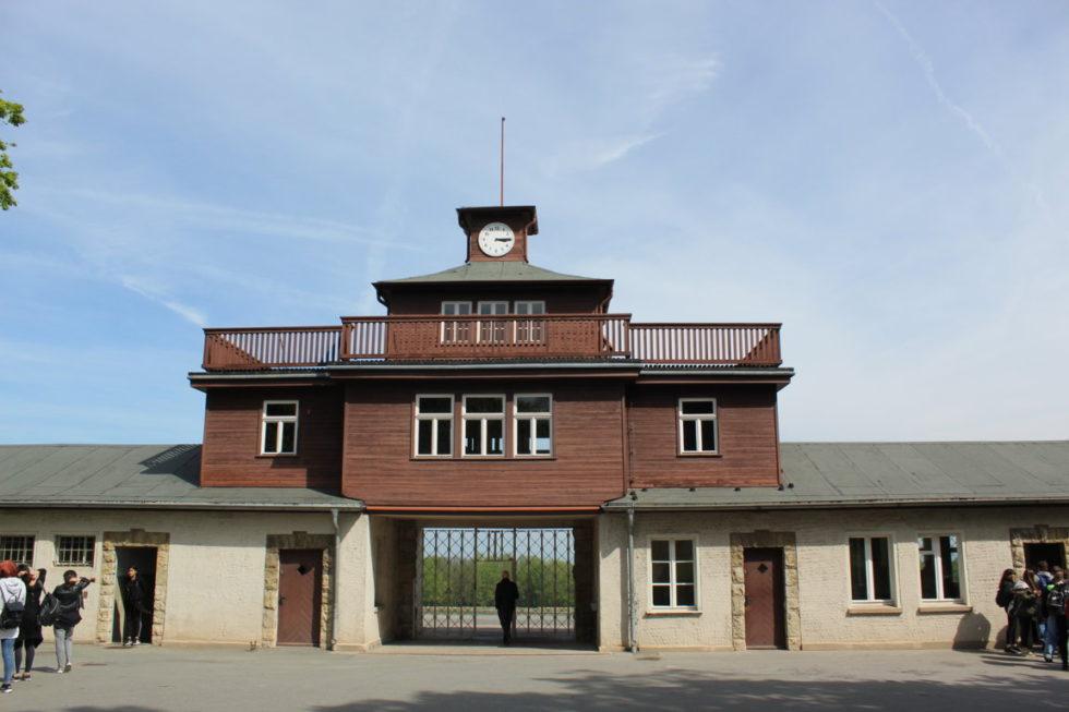 Besuch Gedenkstätte Buchenwald