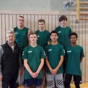 Erfolgreiche Volleyballer